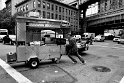 Hot Dogs Trolley - NYC
